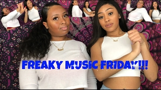 FREAKY MUSIC FRIDAY! | what's on our freaky playlist? EP.1