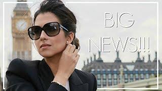 BIG NEWS + HUGE 10K GIVEAWAY   Exciting Announcement   JASMINA PURI
