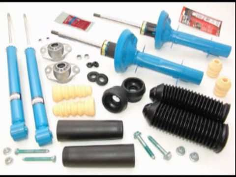 Blauparts Complete Audi Shock and Strut Replacement Kits ...