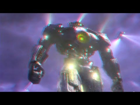 Pacific Rim - Clip (2013)(3D)(Side By Side) Gipsy Danger #1