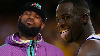 What NBA players think of Draymond Green [LEBRON, KD, STEPH, TRISTAN THOMPSON]
