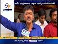 CBI raids houses of K'taka Cong strongman DK Shivakumar