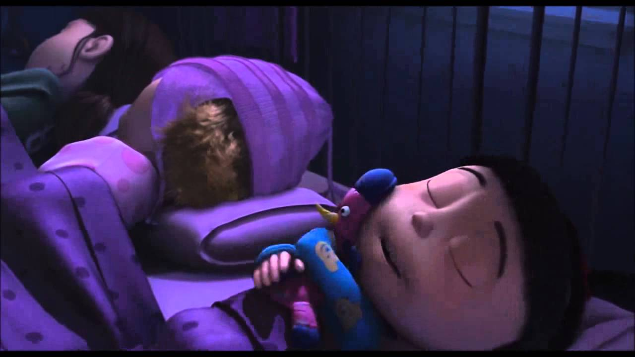 Agnes Unicorn Song Despicable Me 2010 Youtube