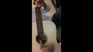 Relaxing acuistic guitar