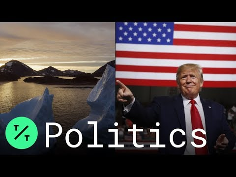 Greenland to Trump: We're Not for Sale