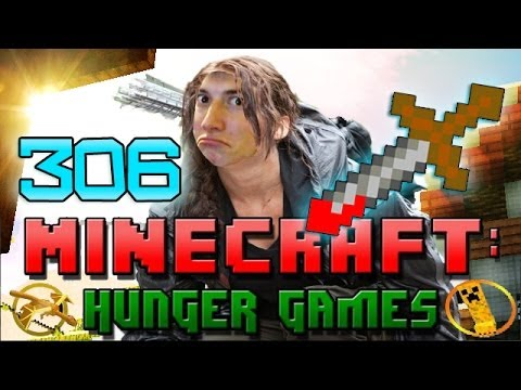 Minecraft: Hunger Games W/Mitch! Game 306 - BLOOD BATH! - Smashpipe Games