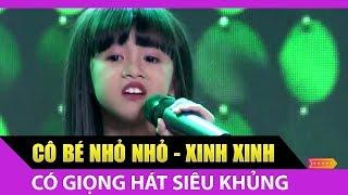 Quang Lê 'hết hồn' vì cô bé nhỏ nhắn có giọng hát 'siêu khủng'