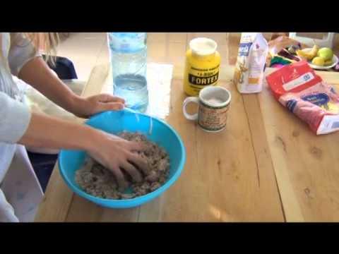 Como preparar masilla - Masilla para madera casera ...