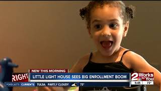 Tulsa's Little Light House enrollment up