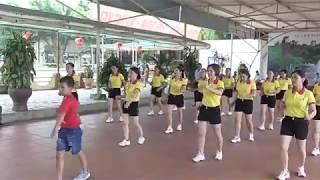 Modern Talking -Touch by touch - Vang động Hồ Núi Cốc _ Khiêu vũTT Thôn Thọ Đa Kim Nỗ