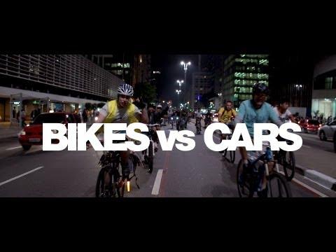 BIKES vs CARS - TRAILER I