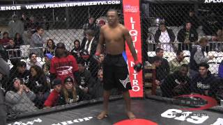 Dashon Johnson Xplode Fight Series Vengeance