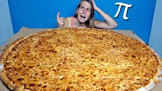 Can I Remember 500 Digits of Pi Before I Eat a Giant Pizza?