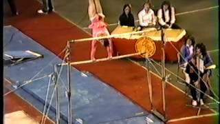 Paul Hunt Gymnastic Comedy Routine 1983