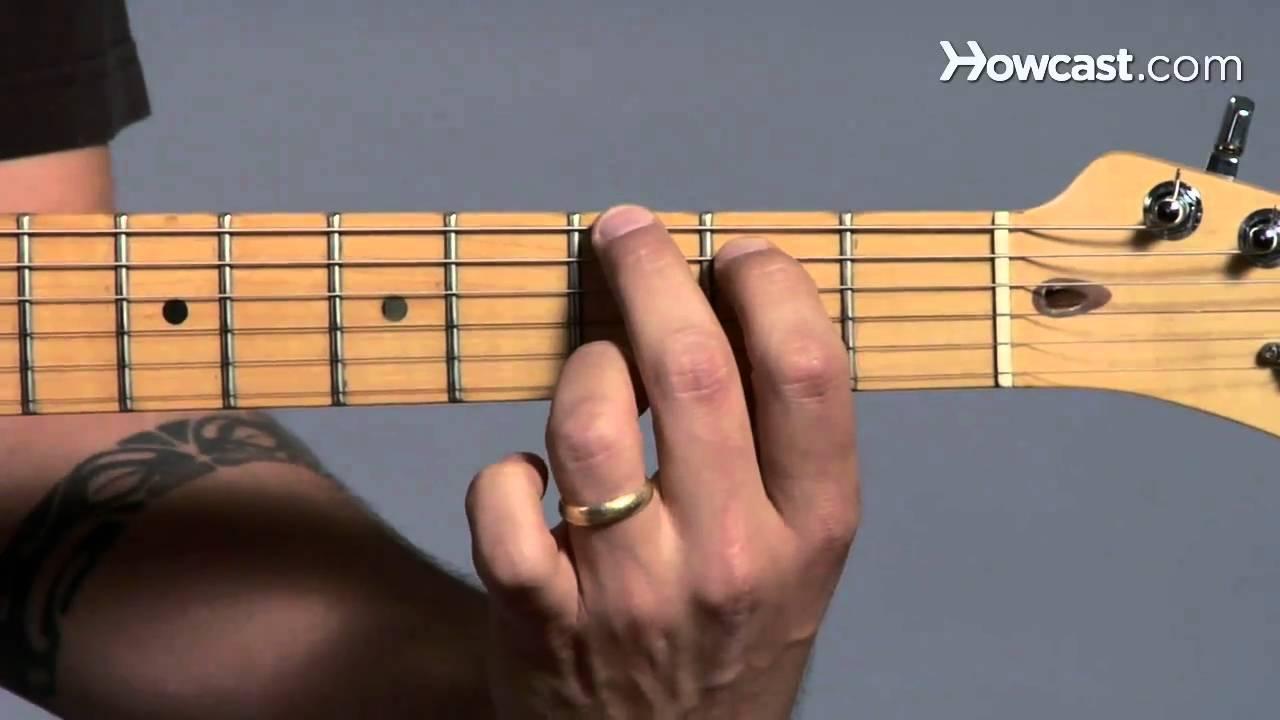 left hand positioning guitar lessons youtube. Black Bedroom Furniture Sets. Home Design Ideas