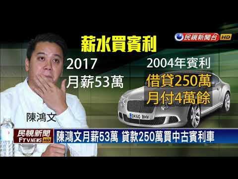 沒有打假球! 陳鴻文:若有願賠1.2億給球團-民視新聞