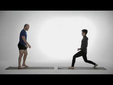 """李健 Li Jian """"合理健身""""-自重健身訓練  BODYWEIGHT TRAINING WITH LIJIAN"""