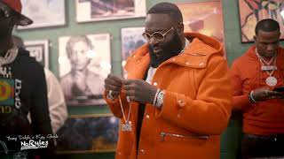 """Dolph gives Rick Ross & QC P """"PRE"""" Chains"""