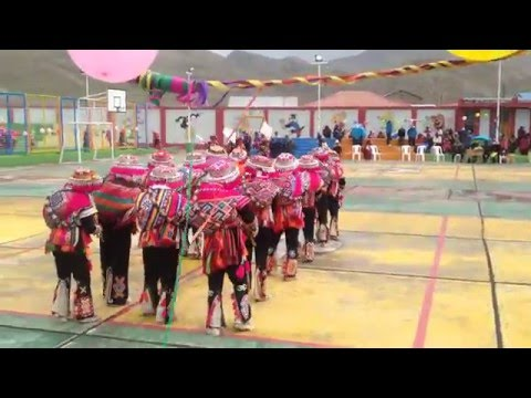 Carnaval de Paratia Lampa 2016