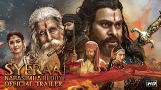 Sye Raa Movie Hindi Trailer