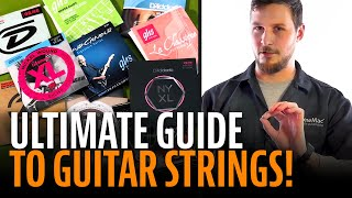 Watch the Trade Secrets Video, Guitar Strings Guide