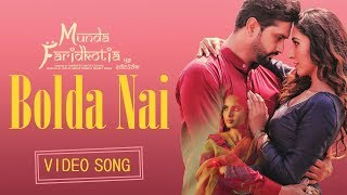 Bolda Nai – Roshan Prince – Mannat Noor