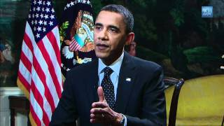 The YouTube Interview with President Obama, 2011