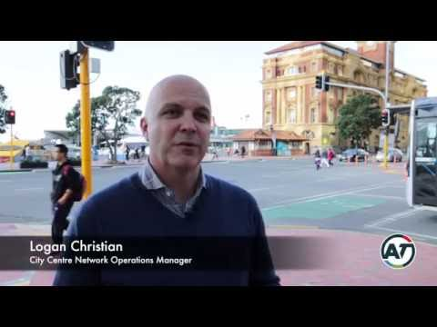 City centre transport changes: Quay St Albert St pedestrian crossing