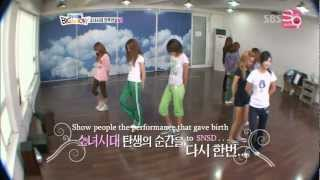 [SoShi Subs] SBS Chuseok Special Idol Big Show - SNSD [10.03.09]