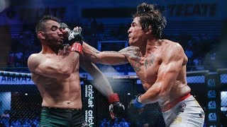 MMA | Combate Estrellas Monterrey 2019 | Alejandro Gavidia vs Ivan Perez