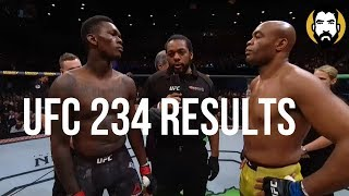 UFC 234 Results: Israel Adesanya vs. Anderson Silva | Post-Fight Special | Luke Thomas