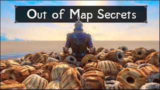 Skyrim: Top 5 Out of Map Secrets You Missed in The Elder Scrolls 5: Skyrim – TES 5 Easter Eggs