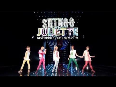 SHINee - JULIETTE[Japanese ver.] Teaser