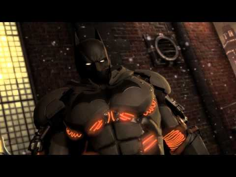 Batman Arkham Origins Cold Cold Heart Launch Trailer