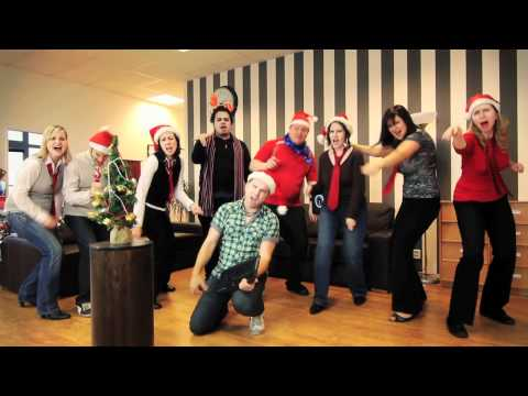 Merry Christmas from Grossmann Jet Service - 2011