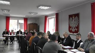 Dnia 28 marca 2019 r. w Ośrodku Kultury, Sportu i Turystyki odbyła się VII Sesja Rady Miasta i Gminy W