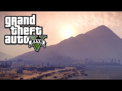 Baixar GTA V - Sobrevivendo no Deserto