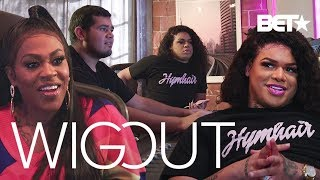 Cliff Vmir Teams Up With Lil Mo In The Studio And Leaves Hair Behind Ep. 5 | Wig Out