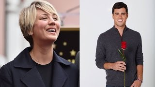 Kaley Cuoco Hilariously Fails at Calling Into 'Bachelor Live!'