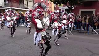 Las Monjas, desfile de 2018