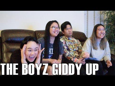 The Boyz (더보이즈) - Giddy Up (Reaction Video)