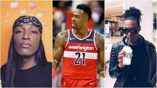 Dwight Howard RESPONDS To Alleged Ex Lover SU!NG Him