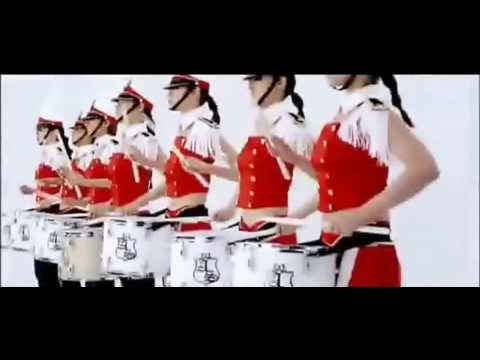 [MV] After School - Let's Do It! [Drum Ver.] (HD)