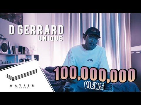 D GERRARD - ไม่เหมือนใคร (Unique) 【4K Official Video】