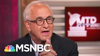 Pollster: 'This Is A Race To The Bottom' | MTP Daily | MSNBC
