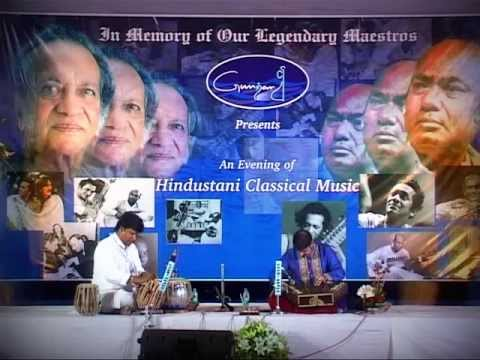 Sandip Chatterjee - Santoor-Sandip Chatterjee ,Tabla-Pt.Subhankar Banerjee, Raga - Kirwani
