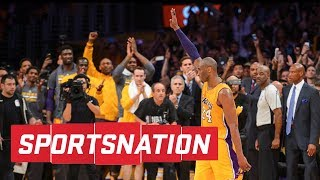 Is Kobe Bryant the greatest Los Angeles Lakers player of all time? | SportsNation | ESPN