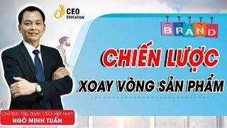 Nghệ Thuật Quay Vòng Sản Phẩm Trong Kinh Doanh - Ngô Minh Tuấn | Học Viện CEO Việt Nam