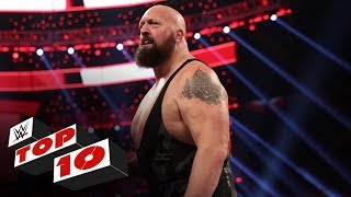 Top 10 Raw moments: WWE Top 10, Jan. 6, 2020