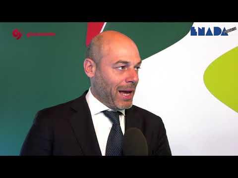 Marco Bedendo responsabile Vlt Sisal a Enada 2019